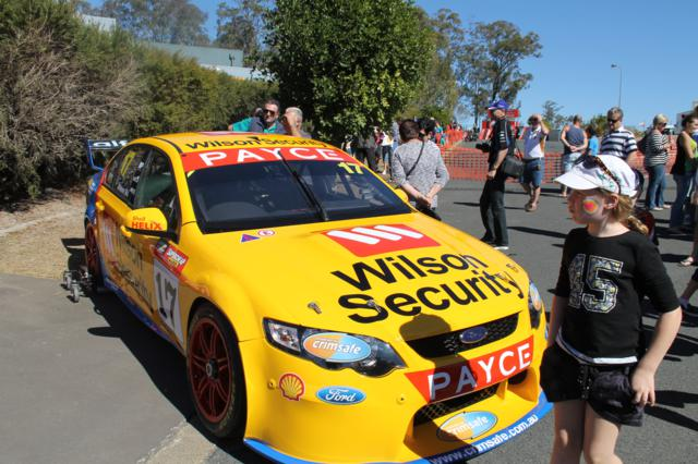 2014 DJR Bathurst Car