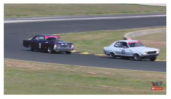 2016 Historic Touring Cars NSW
