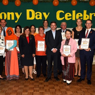 Harmony Day in Riverwood, sponsored by Payce