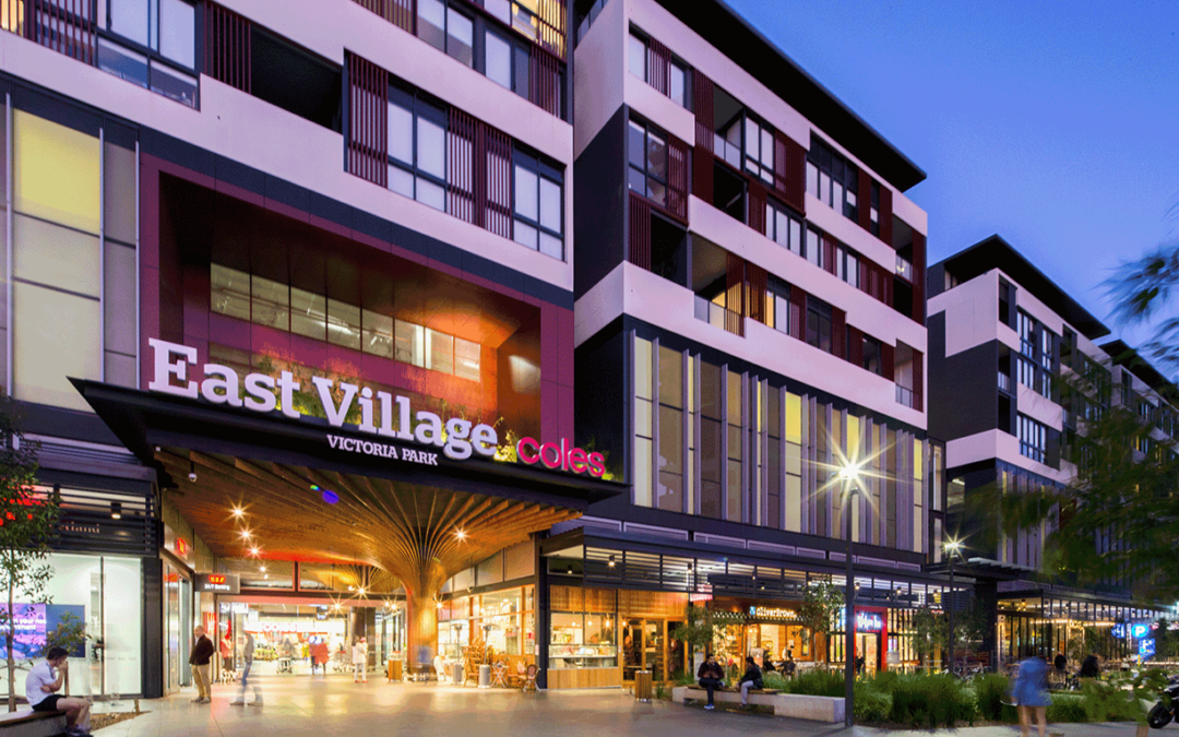 East Village wins gold at 2016 ICSC Asia Pacific Shopping Centre Awards