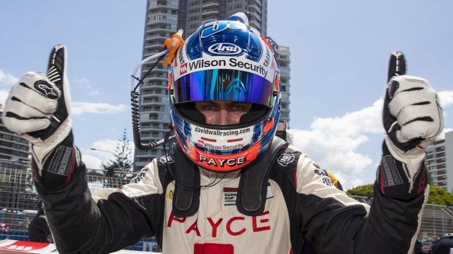 David Wall wins 2018 Porsche Endurance Cup