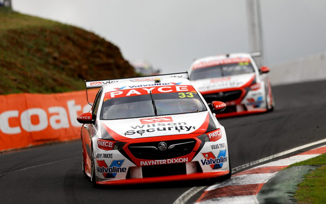 Strong performances by Team PAYCE at Bathurst 1000 races