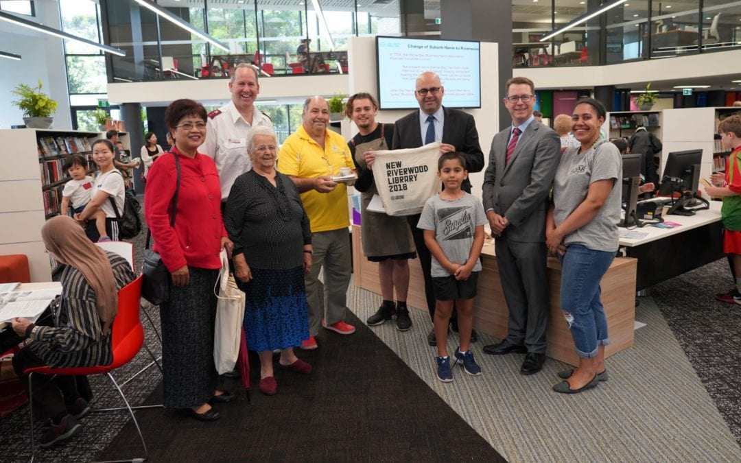Library and community hub opens at Washington Park