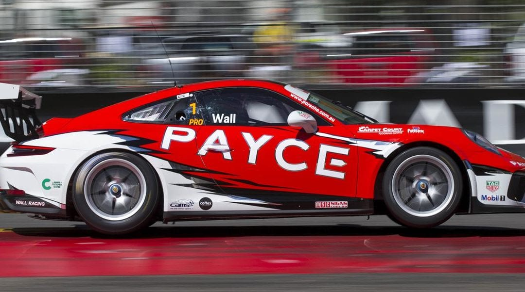 PAYCE extend as Carrera Cup series sponsor for next two years