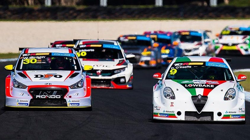Competition revs up at Phillip Island