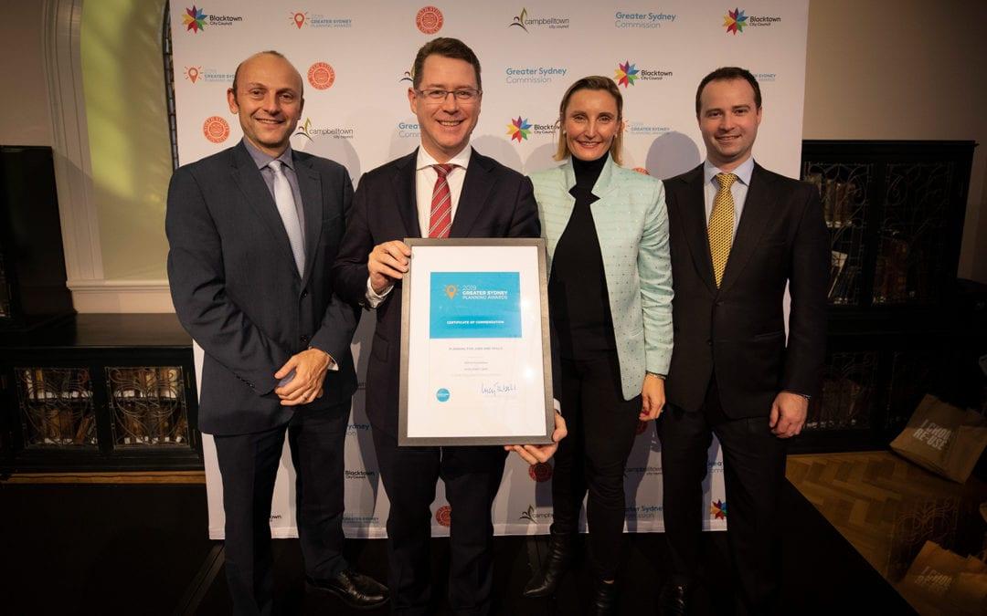 Kick Start Café wins Commission Commendation