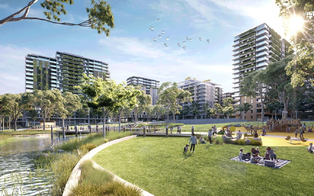 Parramatta well-placed to become design capital