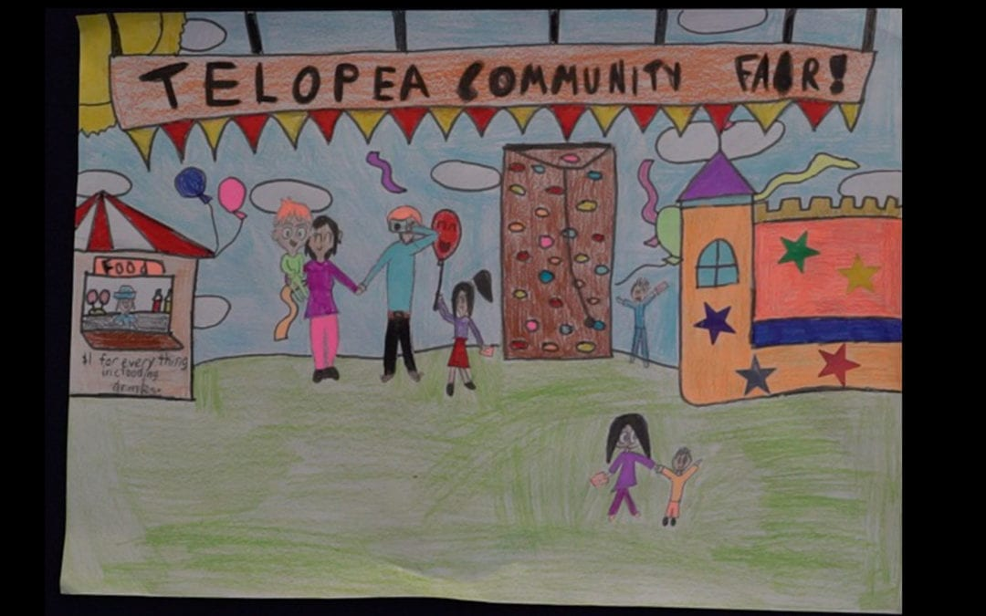 PAYCE congratulates Telopea Fair poster competition winners