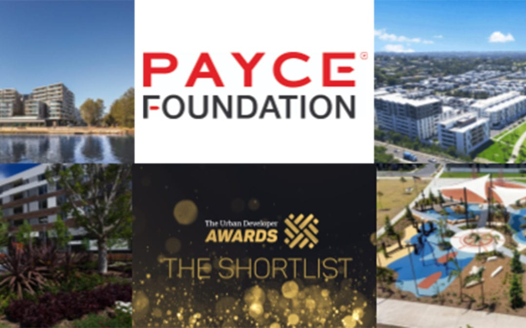 PAYCE Finalists in The Urban Developer Awards