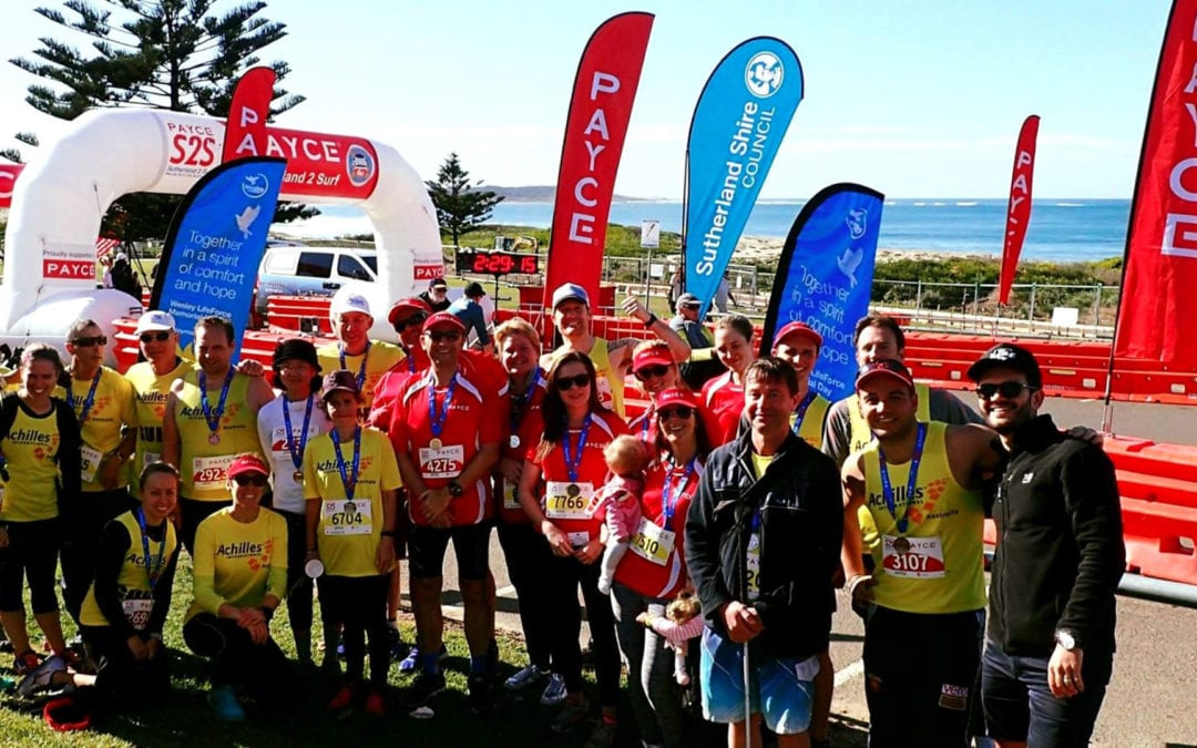 PAYCE Sutherland 2 Surf – Achilles Sydney team ready to participate