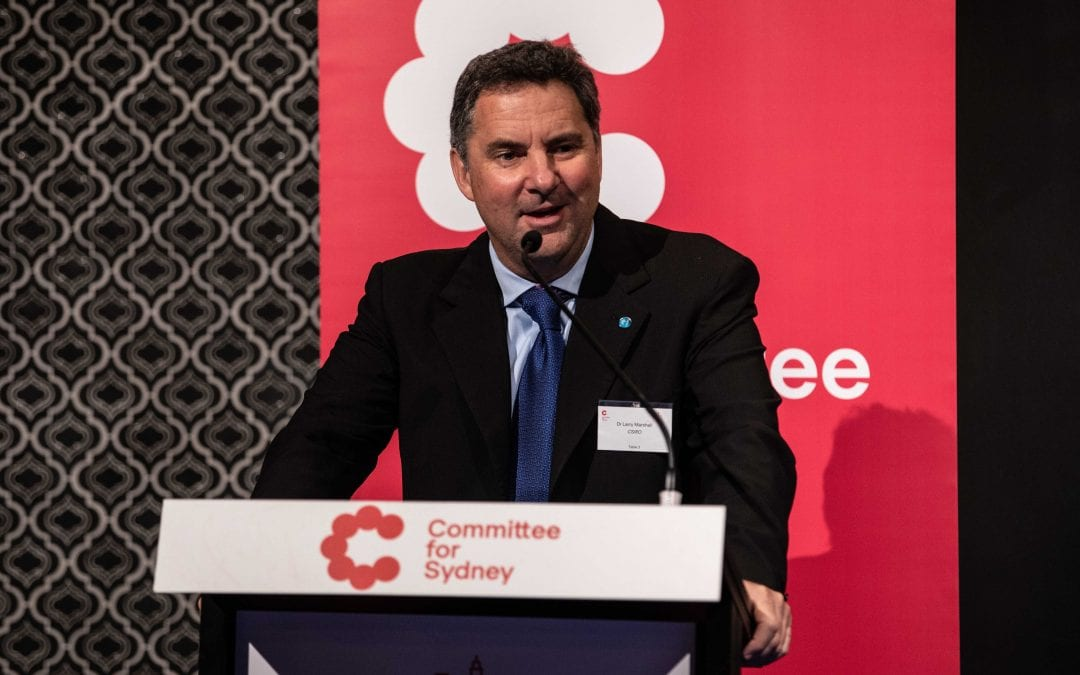 Science can ease the squeeze says CSIRO Chief