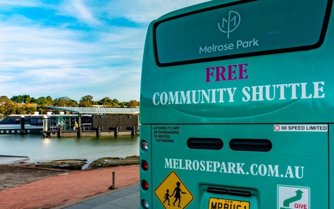 Melrose Park Rider hits 10,000 passenger milestone