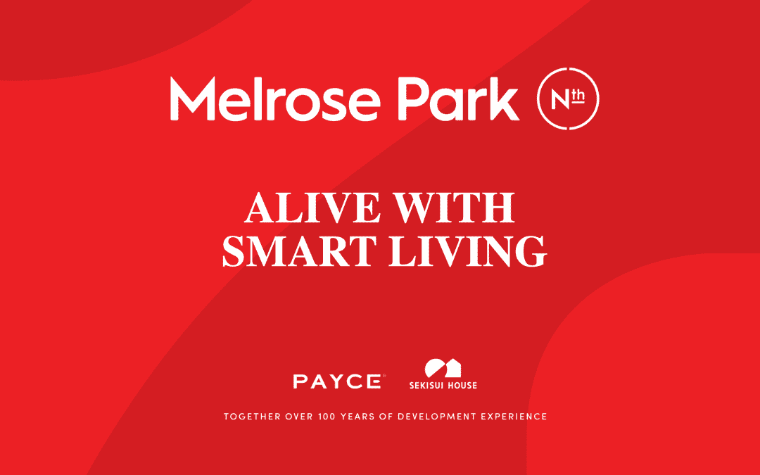Melrose Park North 'Alive with smart living'