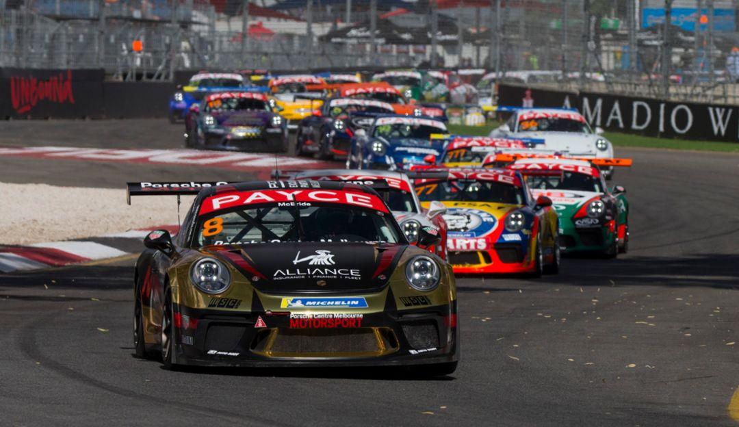 Porsche Australia announces virtual iRacing championship for Porsche PAYCE Carrera Cup