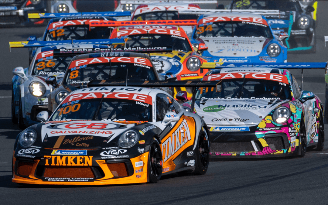 Revised 2020 Porsche PAYCE Carrera Cup Australia calendar revealed