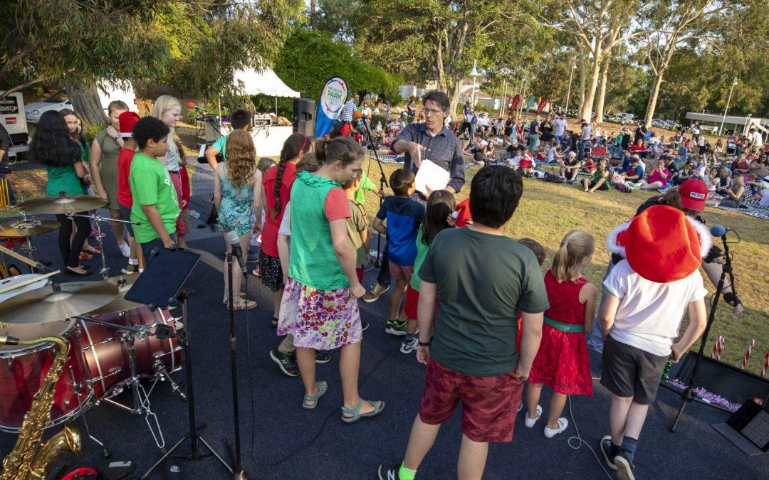 Parramatta Youth Choir still on song despite COVID-19