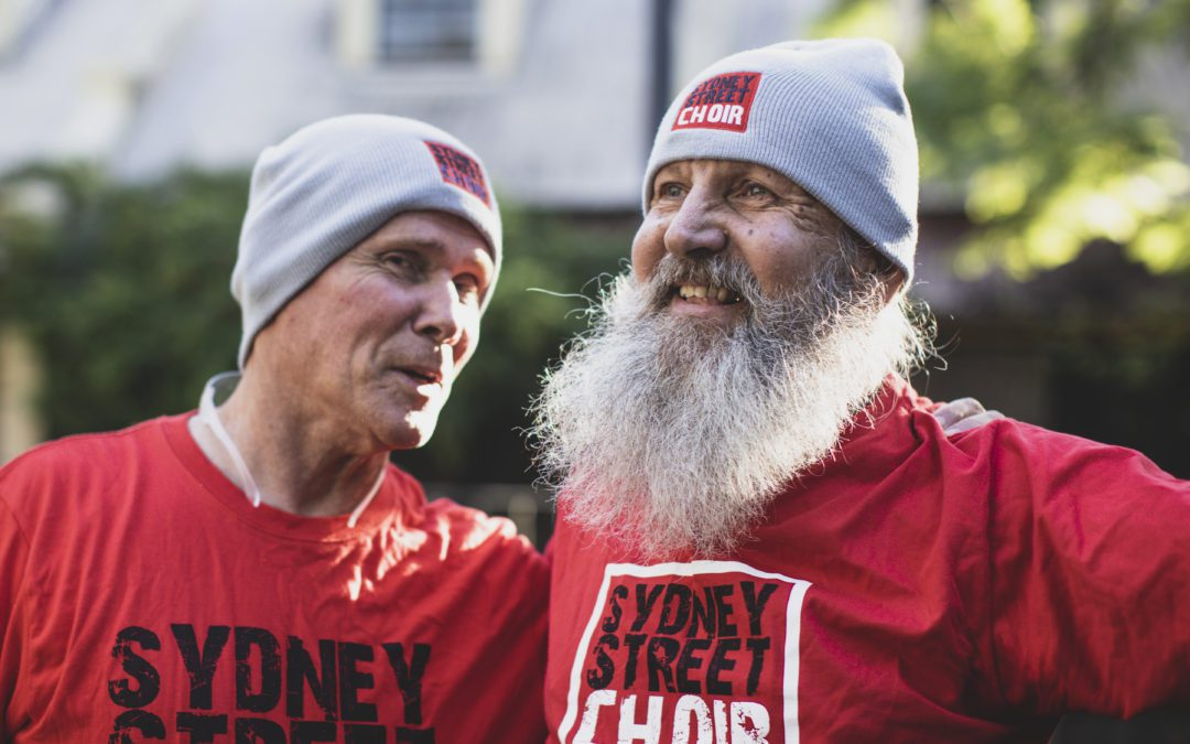 PAYCE Foundation extends support for Sydney Street Choir